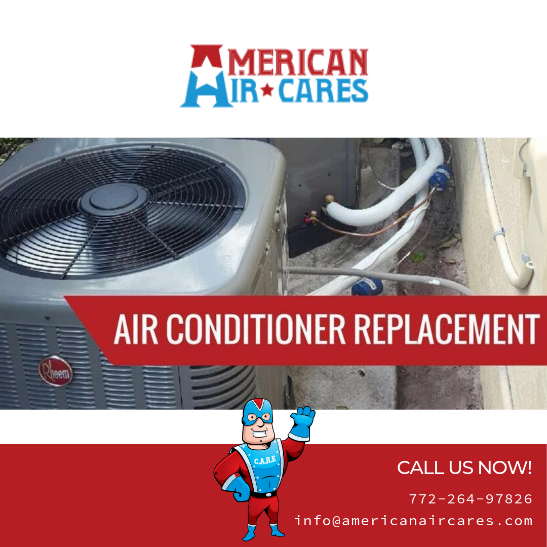 Are you considering replacing your air conditioner? Is it