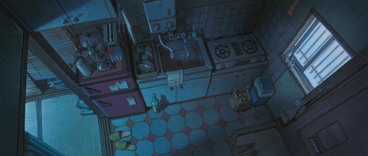 Anime Backgroundstumblr Post 48047141706 Tekkonkinkreet