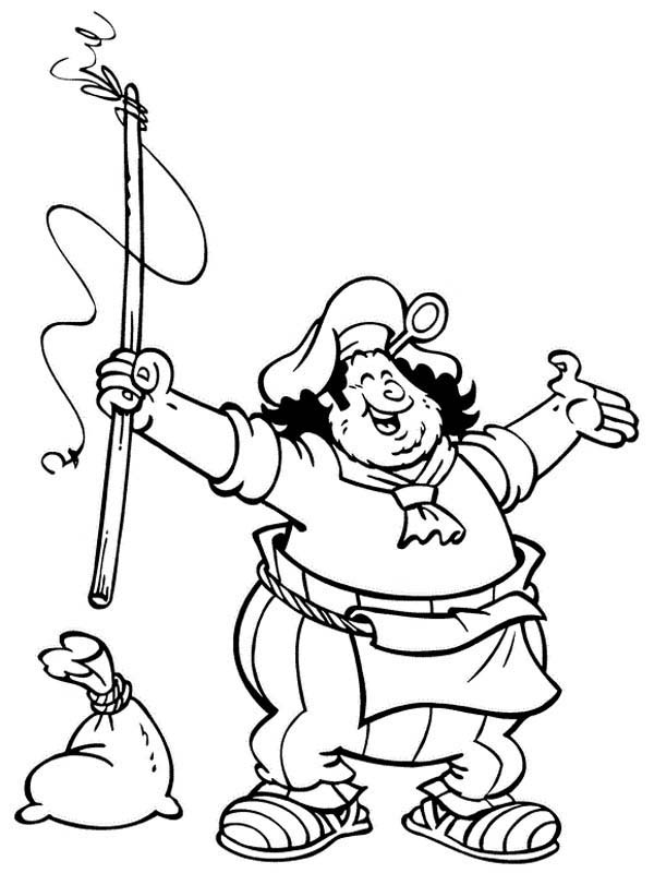 Piet Pirate Want To Catch Big Fish Coloring Pages Bulk Color Fish Coloring Page Pirate Coloring Pages Coloring Pages