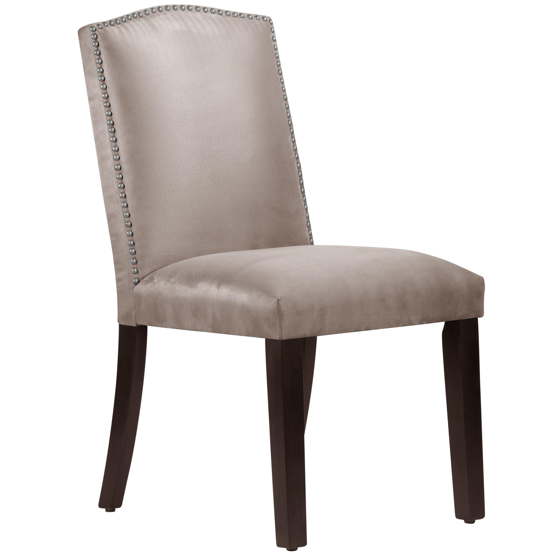 Skyline Furniture Premier Platinum Nail Button Arched