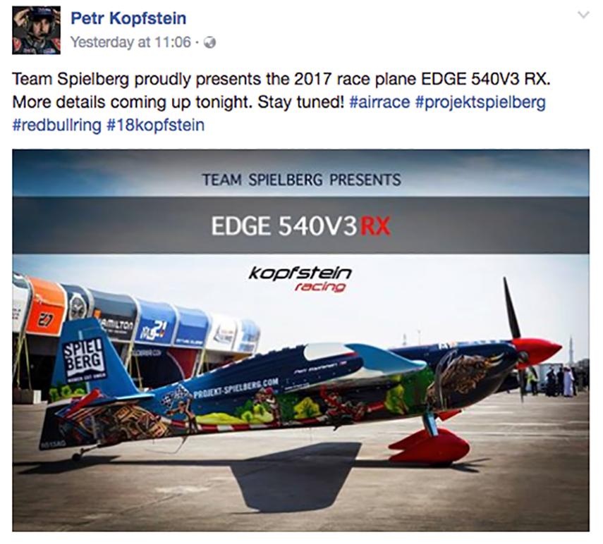 Social Bites the season begins! Red Bull Air Race Air
