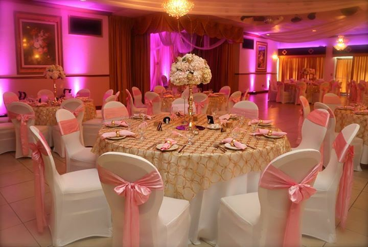 Its A Girl Baby Shower Decoration Ideas Marvel Banquet Hall Miami Florida Food