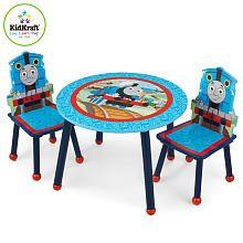Kidkraft Thomas Friends Table Chair Set Toys