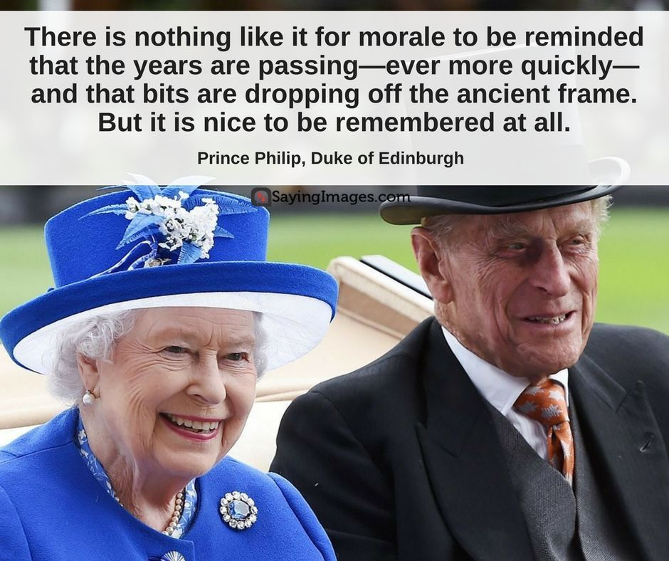 Prince Philip Quotes Fascinating Prince Philip Quotes His Famous Comments And Clangers  Prince . 2017