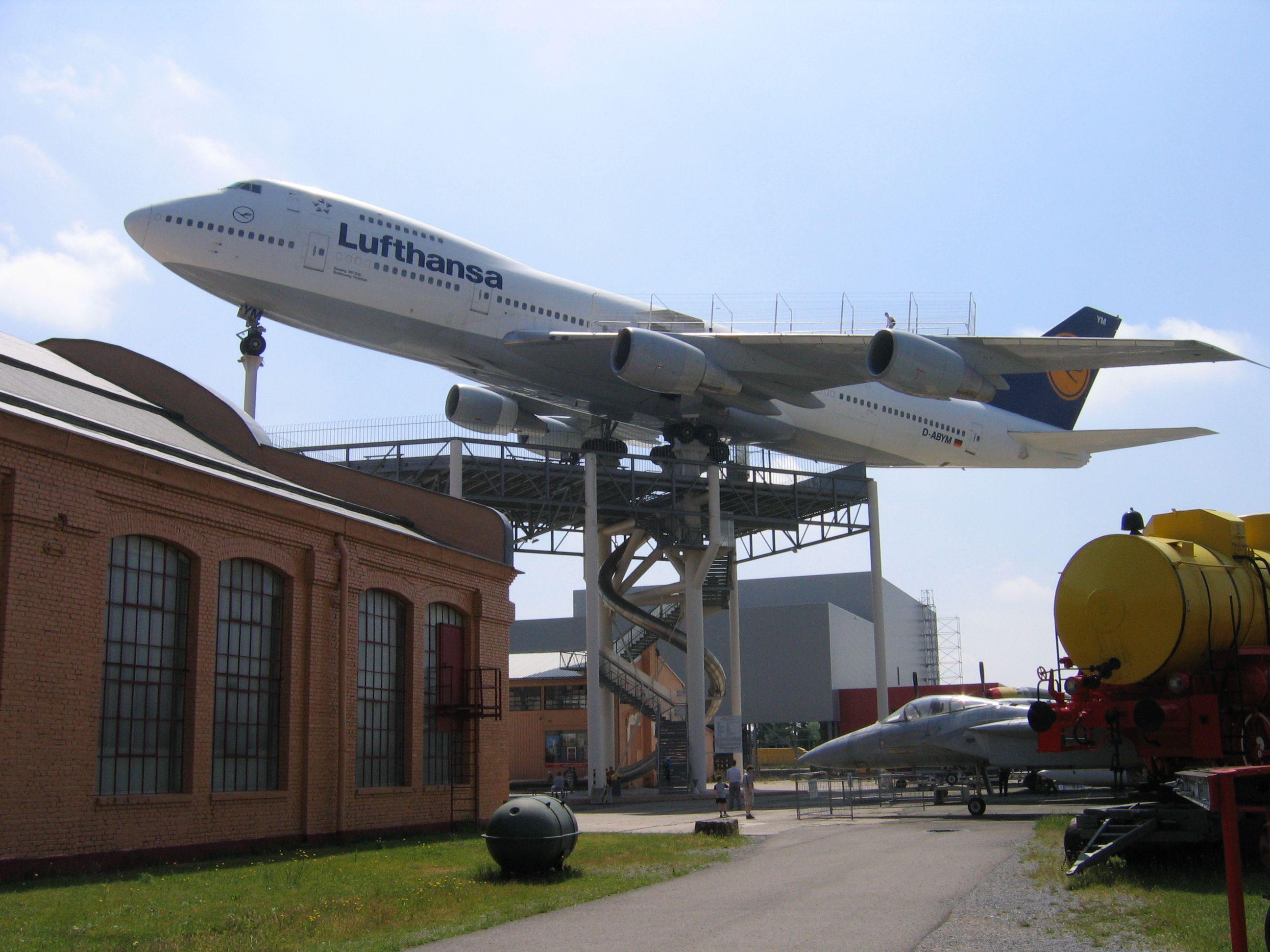 lufthansa boeing 747 230 schleswig holstein speyer technik museum jets rockets flying i. Black Bedroom Furniture Sets. Home Design Ideas