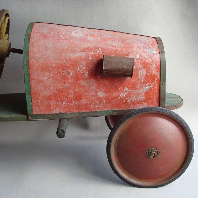 1940s Soap Box Derby Racer
