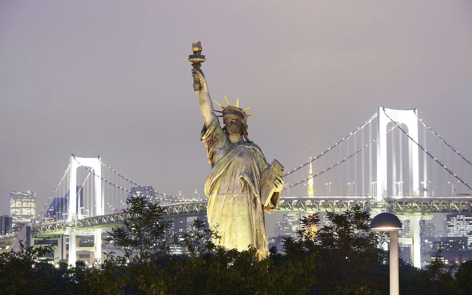 Pictures Of The Statue Of Liberty