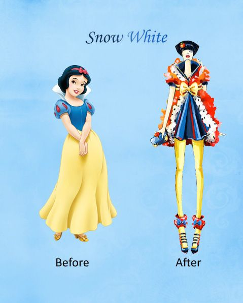 Disney Princess Makeovers For Adults