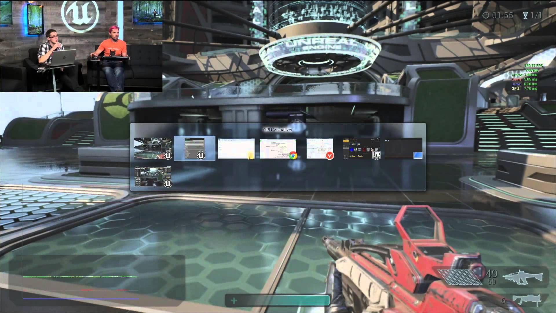 Unreal Engine Support Rendering Best Practices Live