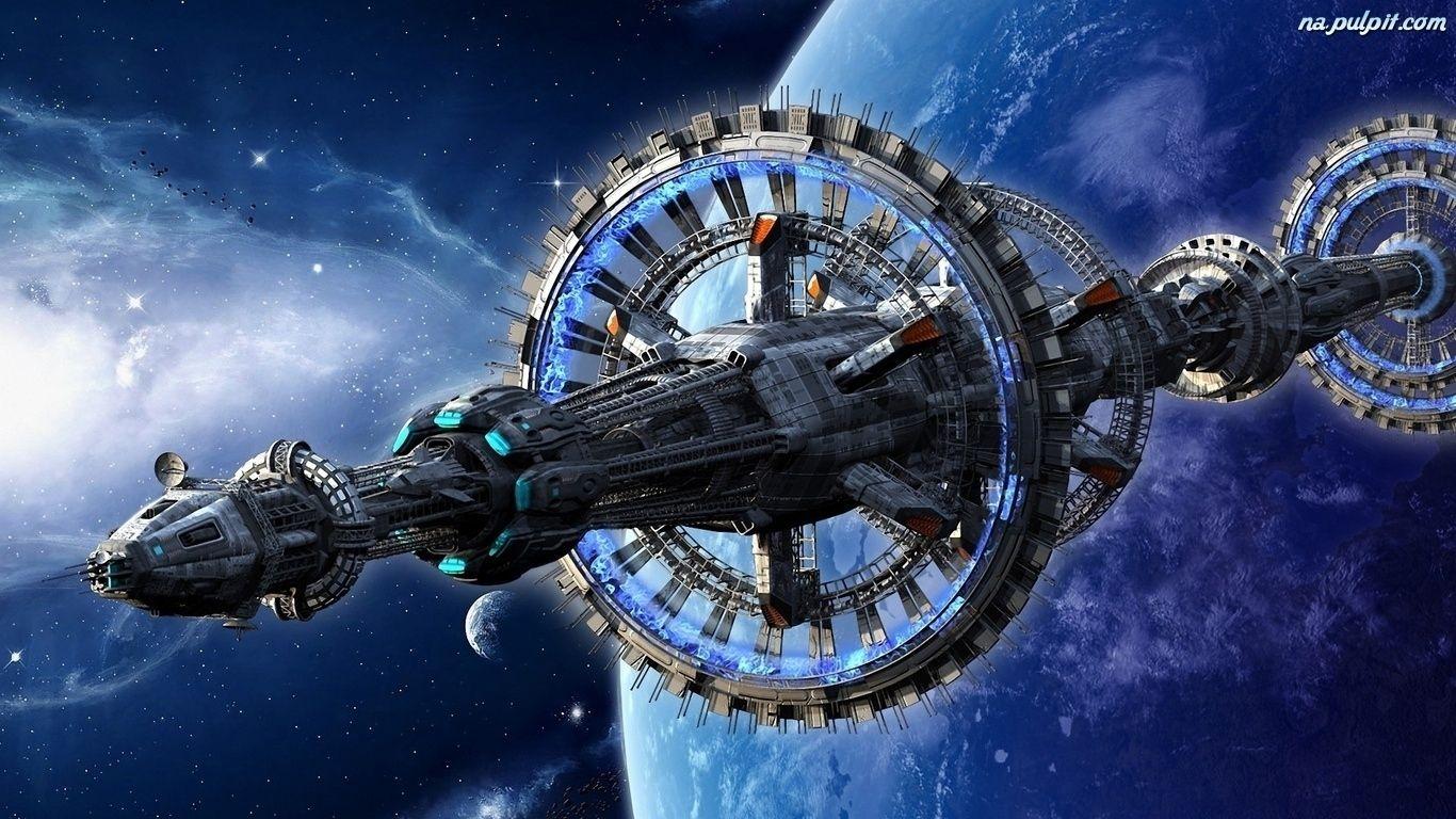 Resultado de imagen de Naves espaciales increíbles en el futuro
