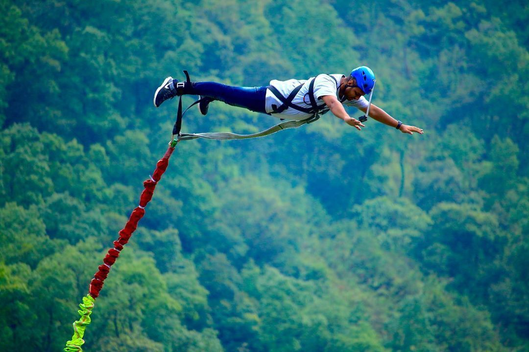 Bungee Jumping In Nepal Complete Guide Price 2021 Updated Bungee Jumping Jumping Pictures Nepal