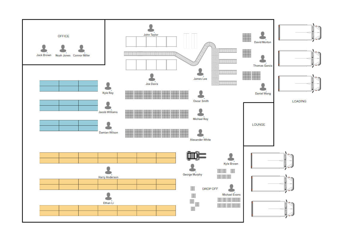 Warehouse Layout Design Software Free Download Warehouse Layout Software Design Layout Design