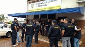 Justiça decreta greve ilegal e manda agentes voltarem ao trabalho http://colunagianizalenski.blogspot.com/2016/05/justica-decreta-greve-ilegal-e-manda.html