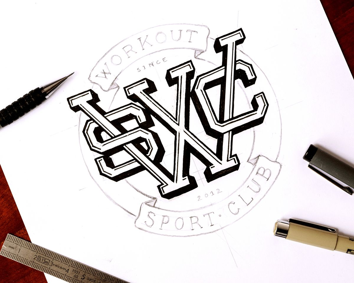 Logos & Sketches on Behance