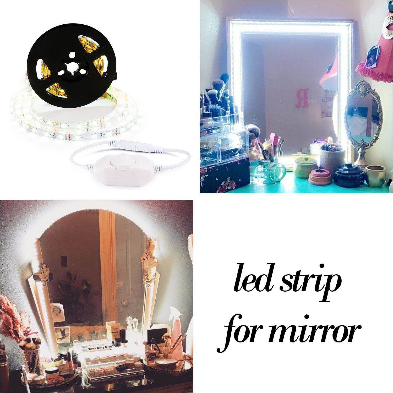 Led Vanity Mirror Lights Kit For Makeup Dressing Table Vanity Set