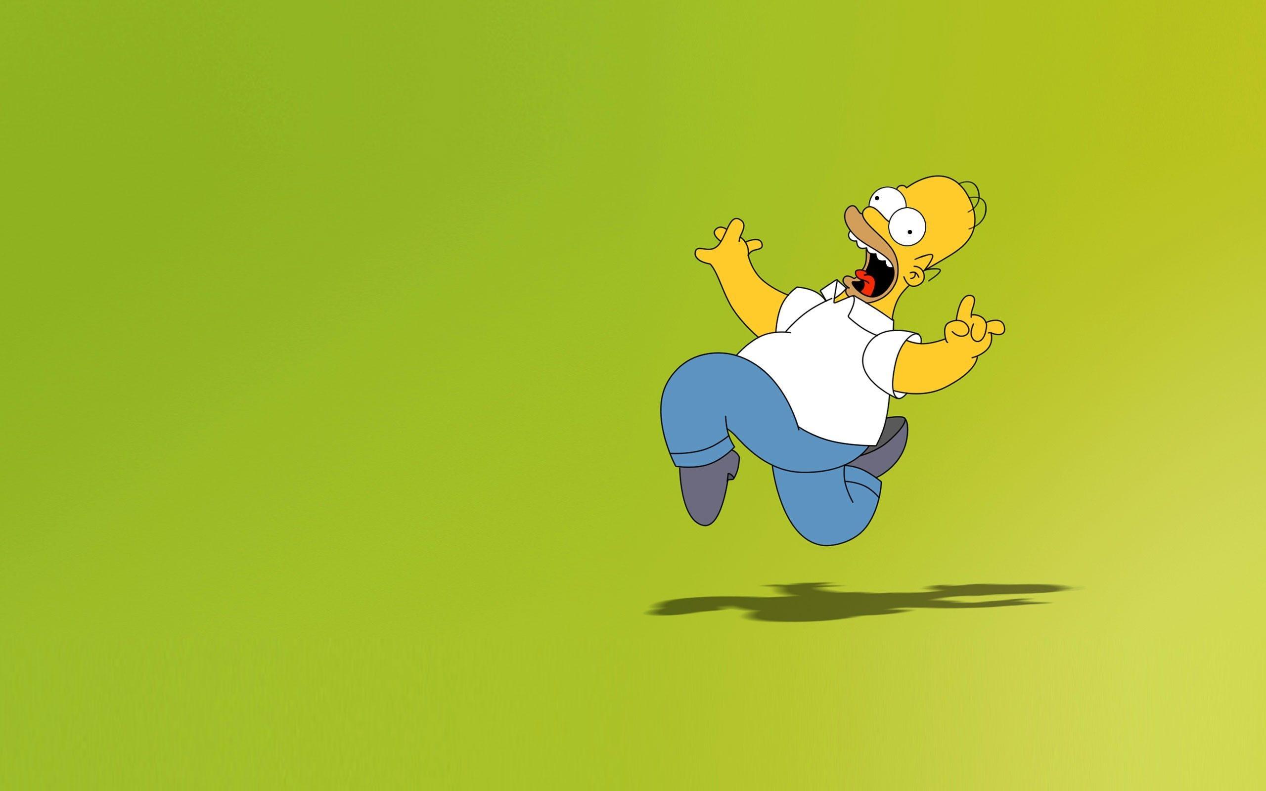 Simpsons Wallpaper Wallpaper Homer Simpson