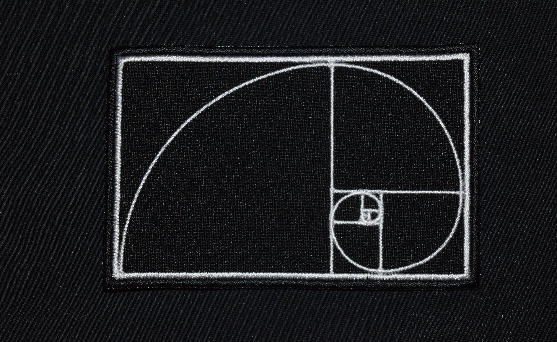 Fibonacci Golden Triangle Golden Ratio Sequence Patch Patch Rock