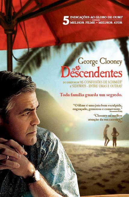 Os Descendentes George Clooney Mega Filmes Hd Filmes
