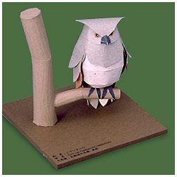 Downloadable paper crafts