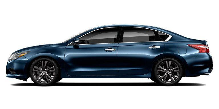 2018 Nissan Altima In Storm Blue Nissan Nissan Altima Altima