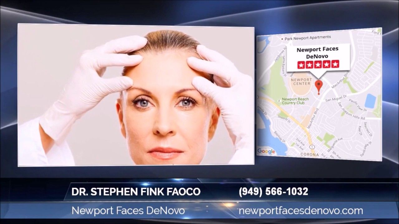 Finding the right facial plastic surgeon dr stephen