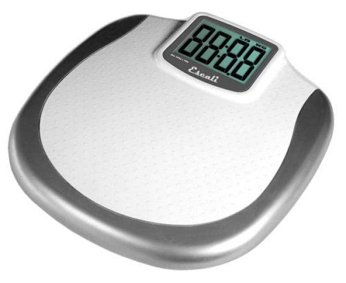 Escali High Capacity Large Display Bathroom Scale 440 Lb 200 Kg Details Can Be Found By Clicking On The Digital Scale Bathroom Escali Best Bathroom Scale
