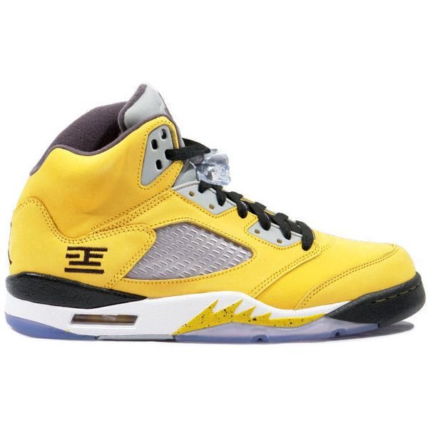 on sale 56e4a f6632 Kixclusive - Air Jordan 5 Retro T23  Tokyo  ( 2,800) ❤ liked on Polyvore  featuring shoes, jordans and sneakers