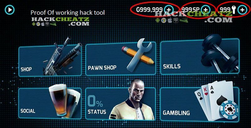 [No Survey] Gangstar Vegas Hack 2019 Updated Generator for