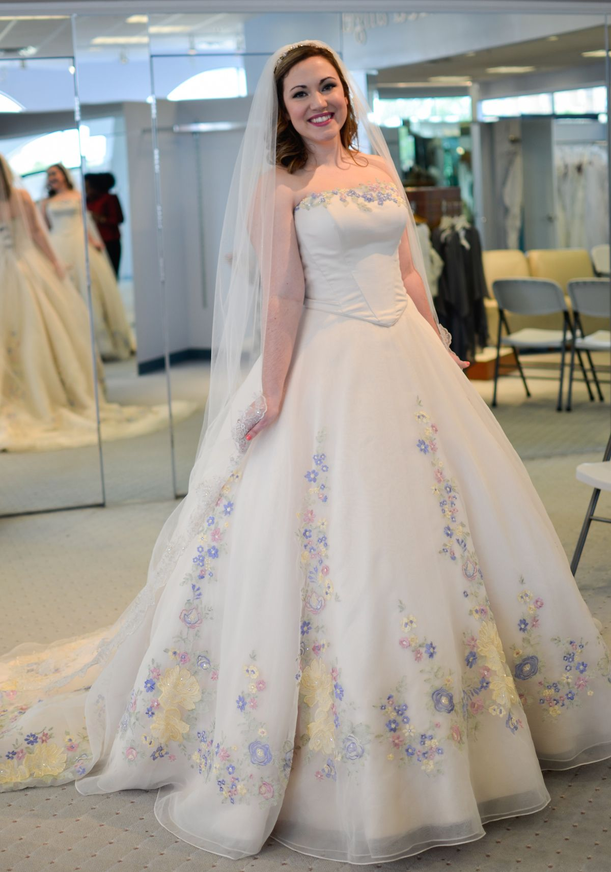 Cinderella Wedding Dress From New York