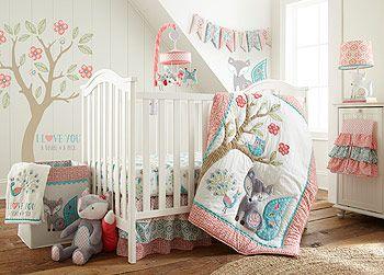 Levtex Baby Fiona 5 Piece Crib Bedding Set Crib Bedding