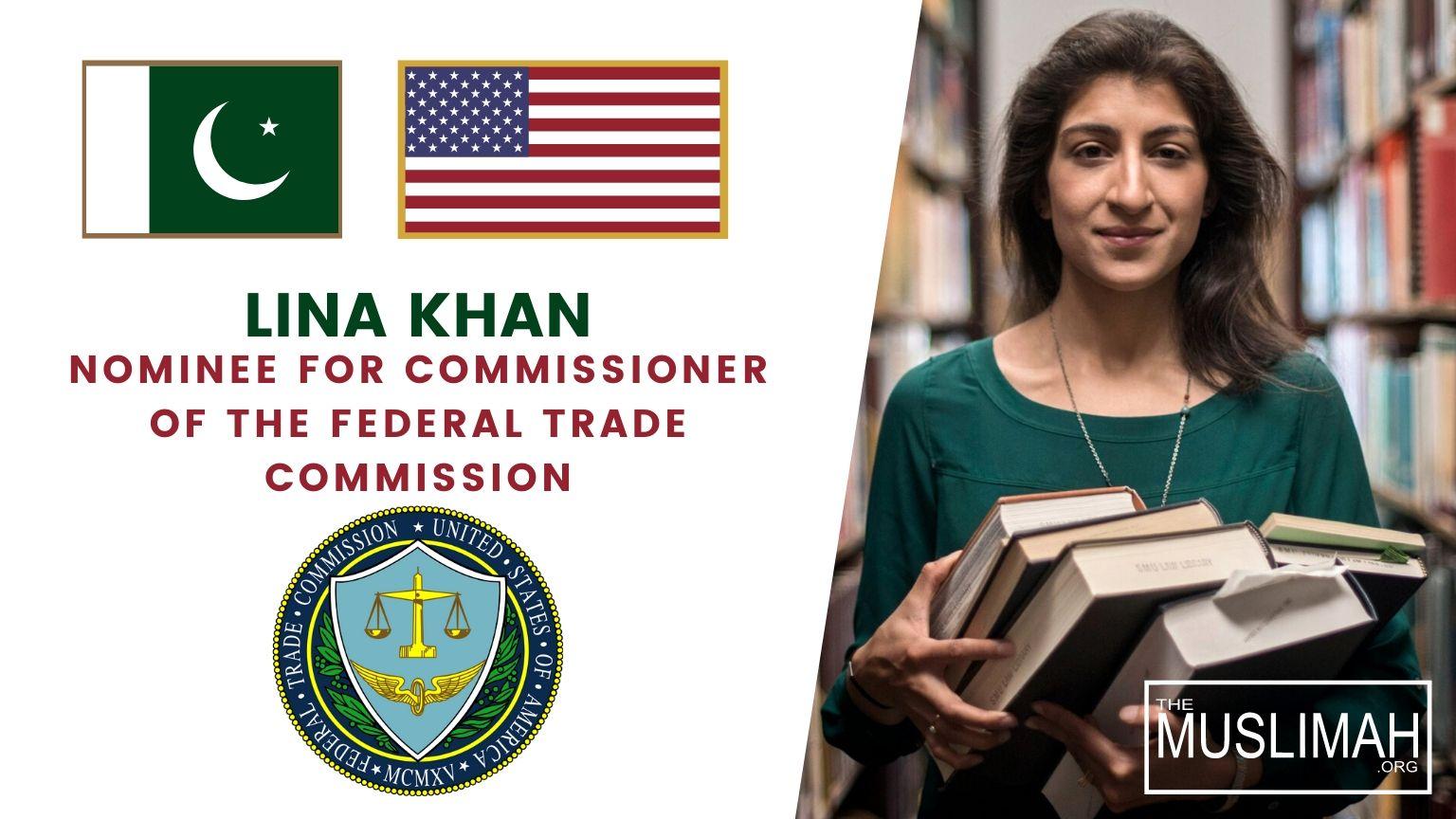 🇵🇰 Pakistani Origin Lina Khan gets nominated by President Joe Biden for top regulatory post