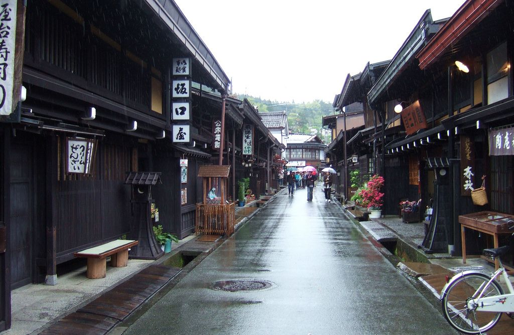 Japanese Traditional Towns Gifu Best Travel Guides Japan