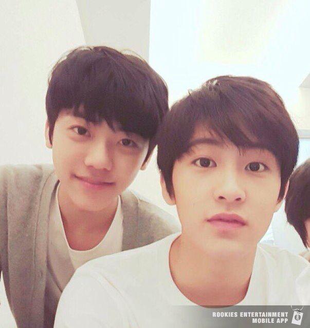 Jaemin & Mark #Jaemark #mark #jaemin #smrookies