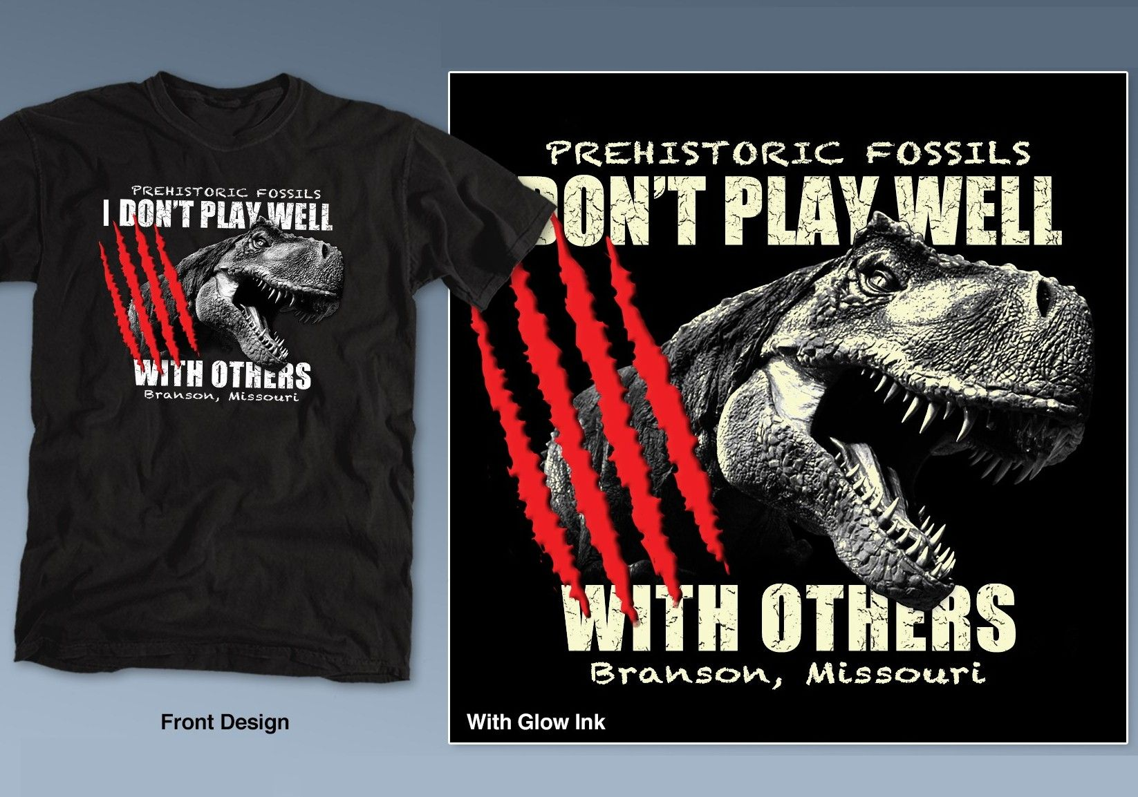 I Don T Play Well With Others T Shirt