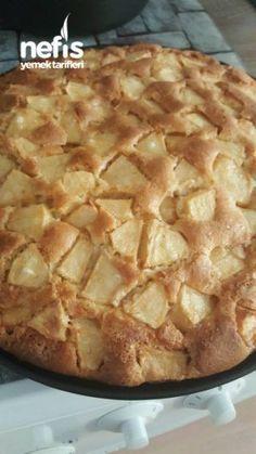 Elmalı Tarçınlı Kek #applerecipes