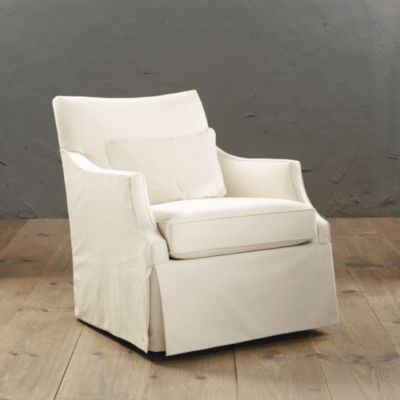 Gentil Ballard Designs Larkin Swivel Glider   Cute Rocking Chair   Like The More  Modern Look Of This For Nursery Room Decor!