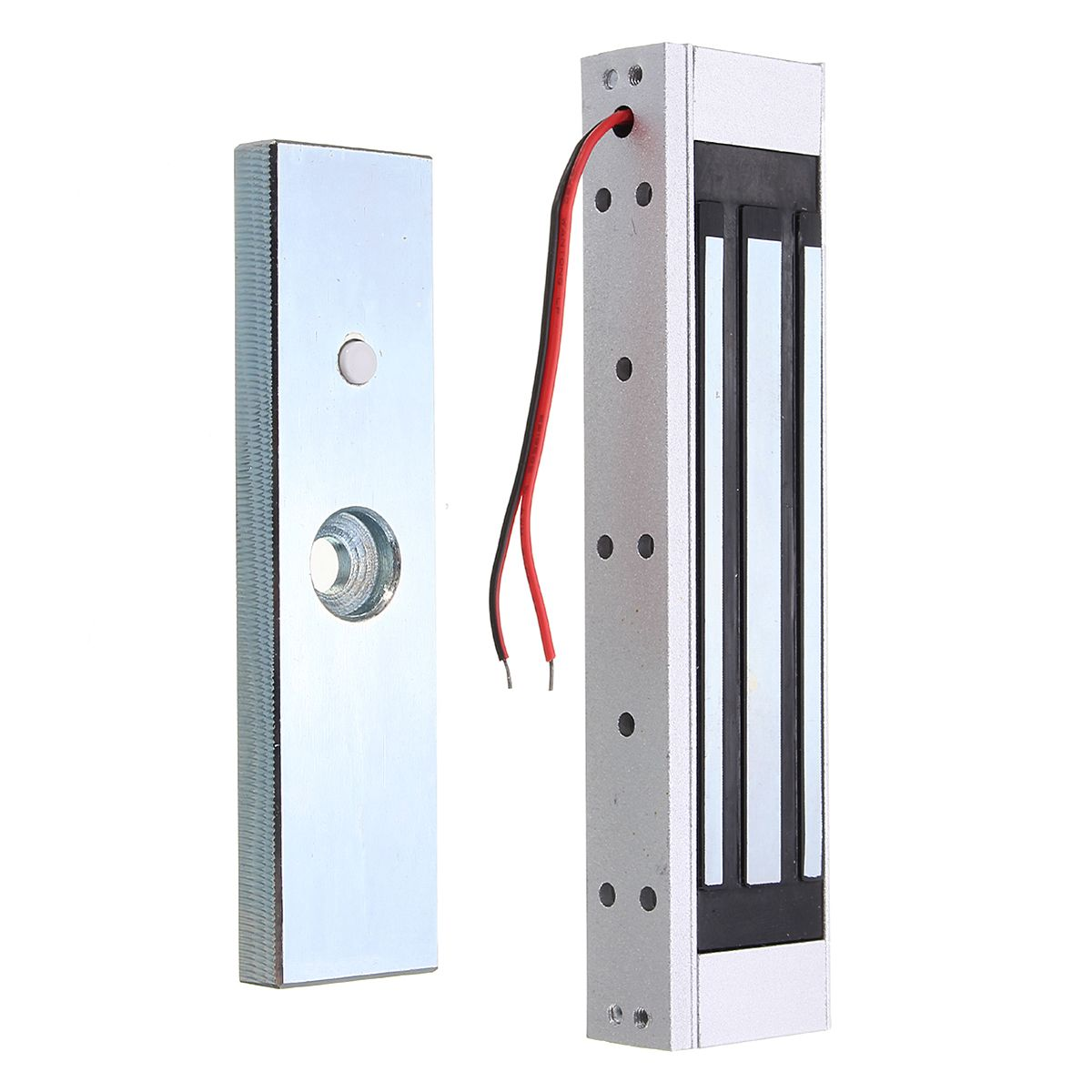 Single Door 12v Electric Magnetic Electric Magnetic Lock 180kg 350lb Electromagnetic Lock Electricity Security System