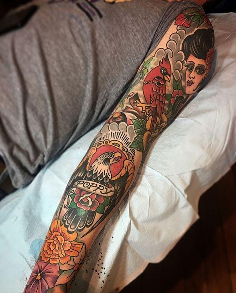 Pin By Alvaro Marchesi On Old School Tatto Sleeve Tattoos For Women Body Art Tattoos Classic Tattoo