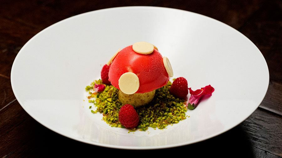 Toadstool - A Messina Inspired Dessert - Theresa Vistintin ...