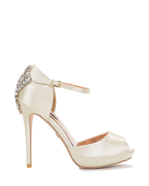 Badgley Mischka Bridal Shoes Australia Gene