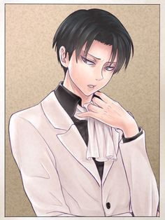 Cool Touch - Ill! Levi x Reader by Kaloomte-Cassy on