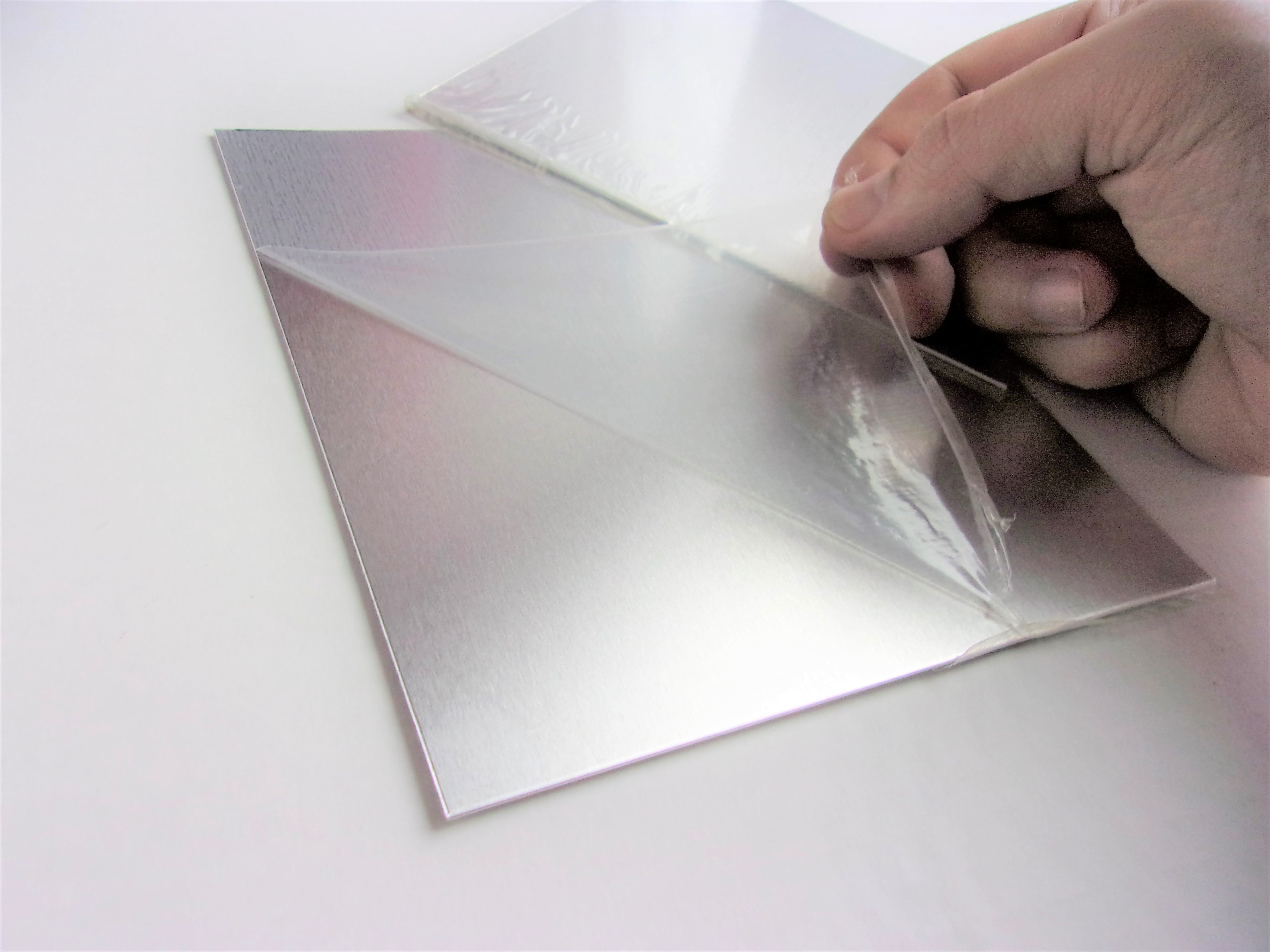4 Ct 18 Gauge Aluminum Sheet Metal 6x6 Aluminum Etsy Etsy Aluminum Sheet Metal Aluminum Jewelry