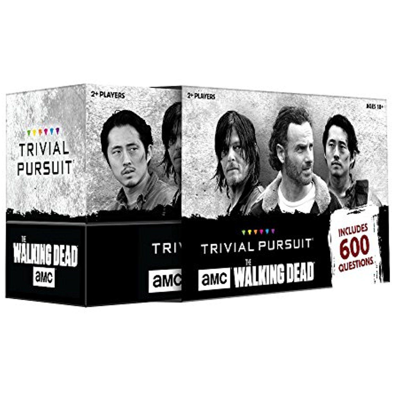 Trivial Pursuit The Walking Dead TWD AMC Wissens Spiel Quiz Brettspiel deutsch