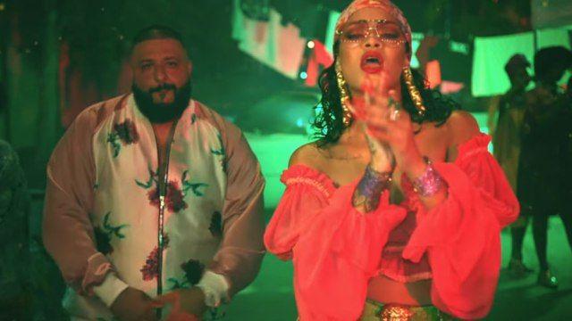 DJ Khaled Drops 'Wild Thoughts' Video Featuring Rihanna & Bryson Tiller