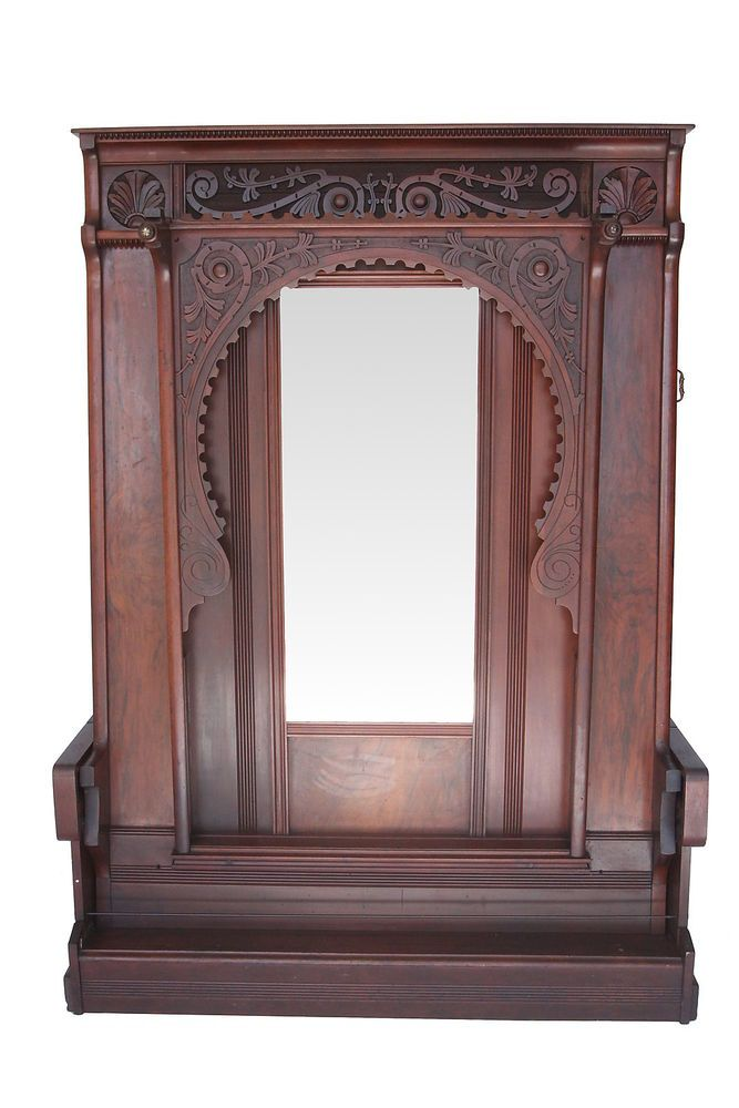 Best Murphy Bed With 1885 Patent Windsor Folding Bed Walnut 640 x 480