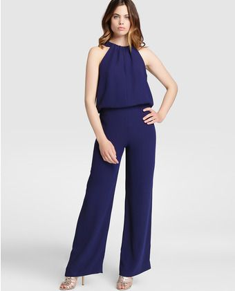 23f88dac2d619 Mono largo de mujer Zendra El Corte Ingles en azul marino