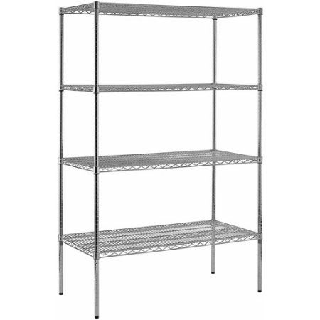 Home Improvement Steel Shelving Unit Wire Shelving Units Wire