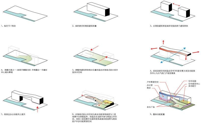 Massing Studies And Fantastic Projects Architecture Admirers Concept Diagram Architecture Design Process Concept Architecture