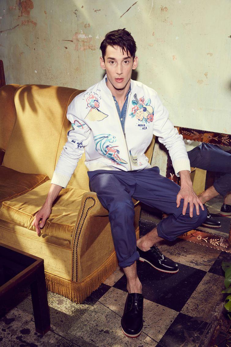 Paul & Joe SpringSummer 2015 Collection - Paris Fashion Week - DerriusPierreCom006