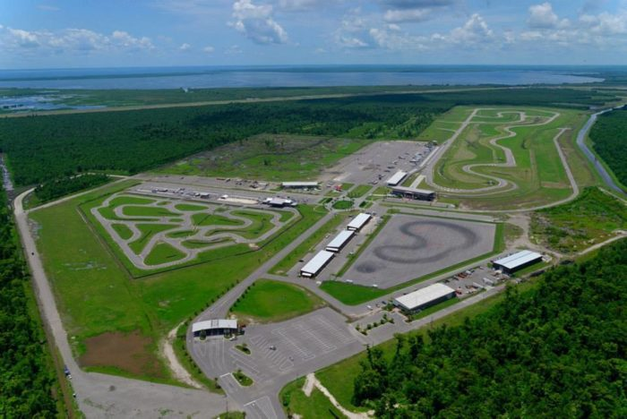 The 40 Acre Karting Facility Features 30 Acres Of Track For Racing